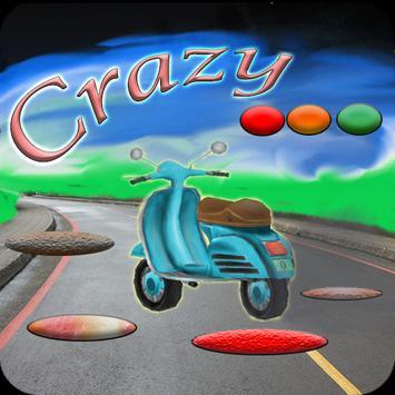 Crazy Moto poster
