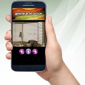 Window Blind Design screenshot 3
