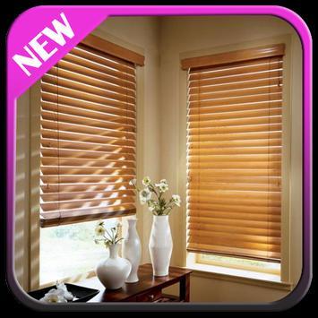 Window Blind Design poster