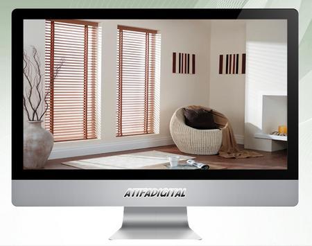 Window Blind Design screenshot 5