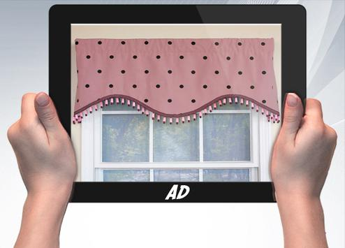 Window Valances Design apk screenshot