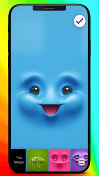 Happy Smile Faces Awsome Passcode Lock Screen screenshot 2