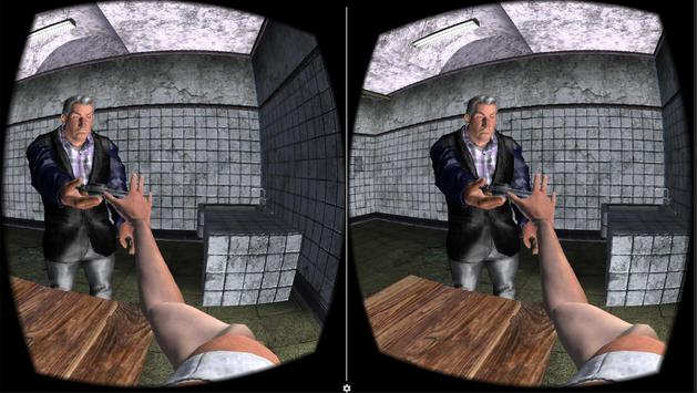VR Russian Roulette apk screenshot