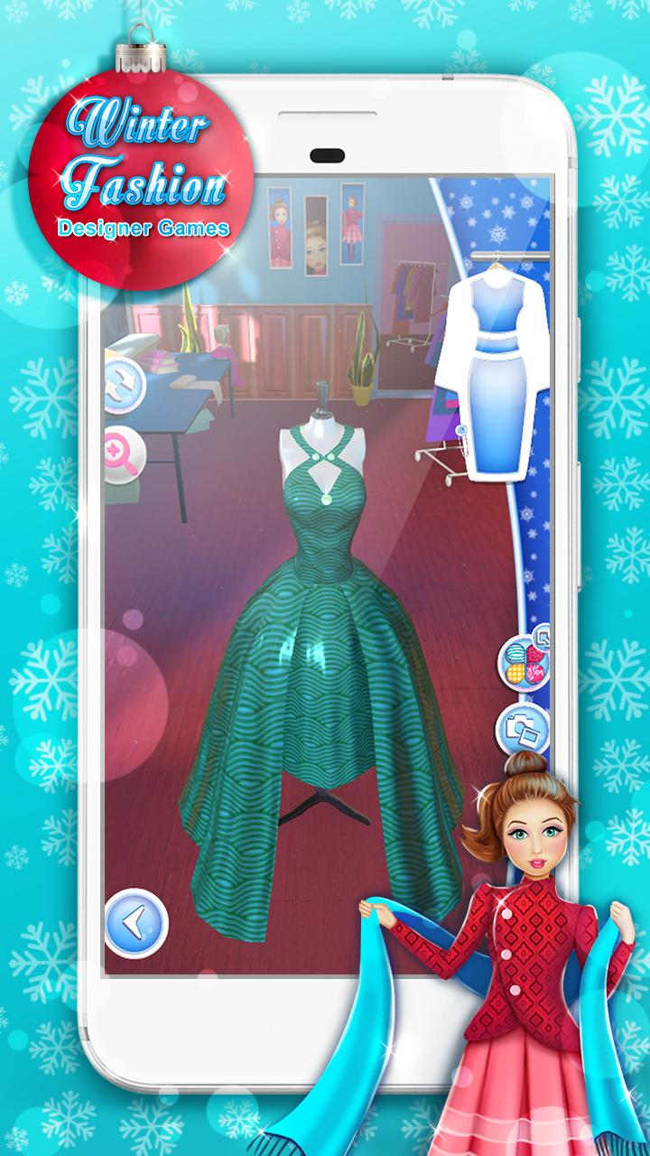 Winter Fashion Designer Games For Android Apk Download