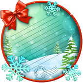 Winter Greeting Cards Maker icon
