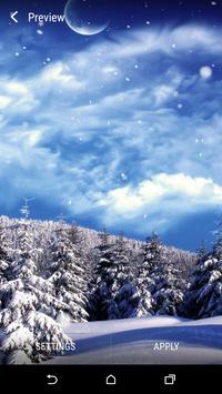 Winter Live Wallpaper poster