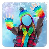Winter Photo Editor icon