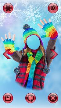 Winter Photo Editor screenshot 1
