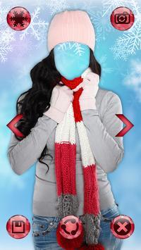Winter Photo Editor screenshot 2