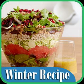 Winter Recipe poster