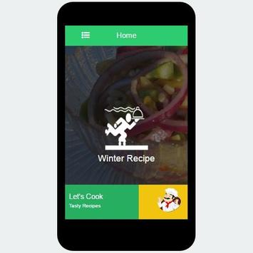 Winter Recipe screenshot 1