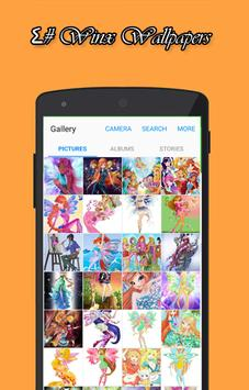 Winx Wallpapers poster