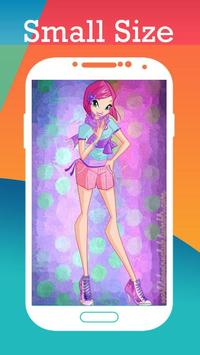Winx Wallpapers Club HD screenshot 4