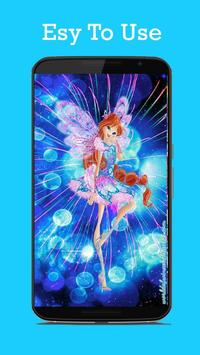Winx Wallpapers Club HD screenshot 1