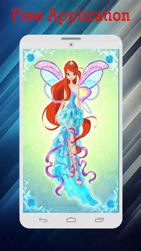 Winx Wallpapers Club HD screenshot 2