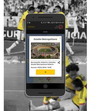 Selección Colombia Oficial apk screenshot