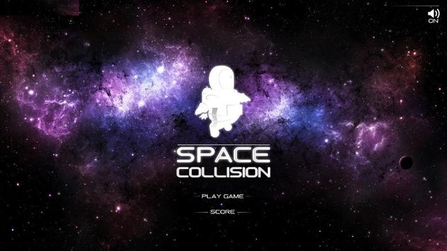 SpaceCollision poster