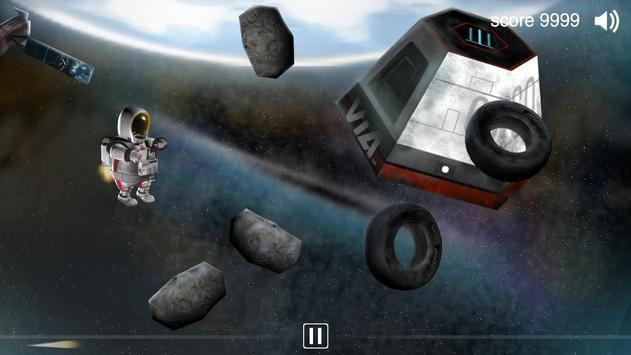 SpaceCollision apk screenshot