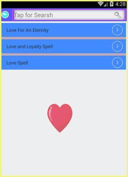 Powerful Spells Magic apk screenshot