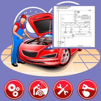 Wiring Circuit Diagram poster