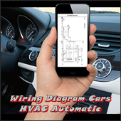 Wiring Diagram Cars HVAC Automatic icon
