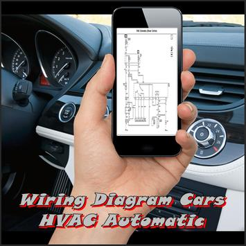 Wiring Diagram Cars HVAC Automatic poster