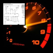 Wiring Diagram Circuit icon