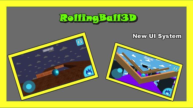 RollingBall3D poster