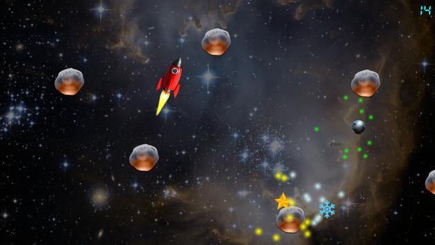 Gravity - Asteroid Evasion apk screenshot