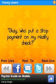 WittyUpdate apk screenshot