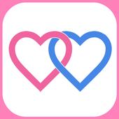 完全無料チャットアプリ-ウィズチャット icon