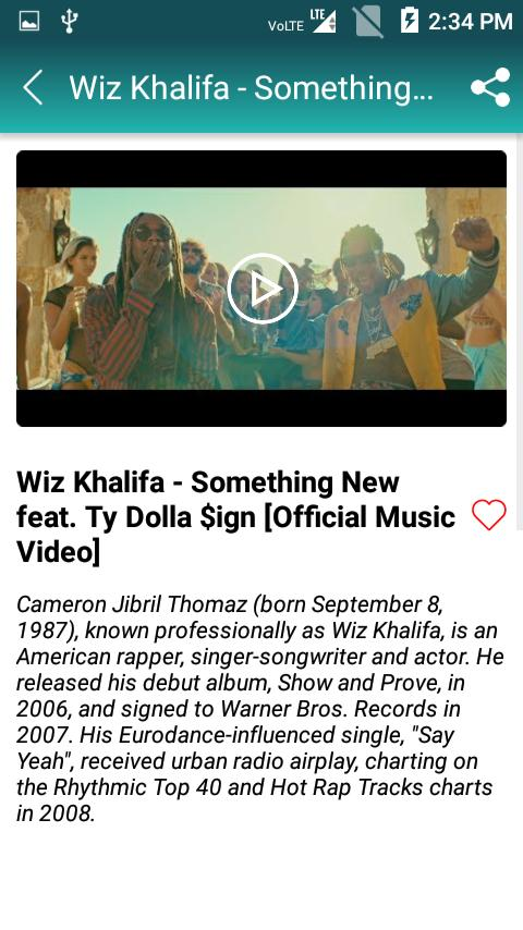 Wiz Khalifa Songs for Android - APK Download