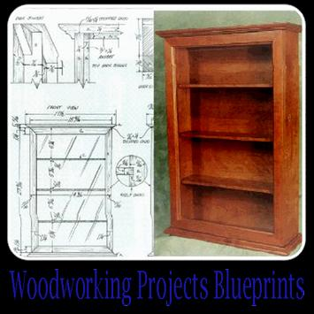 Woodworking project blueprints apk download free lifestyle app for woodworking project blueprints poster malvernweather Gallery