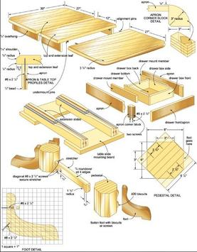 Woodworking Projects for Beginners poster