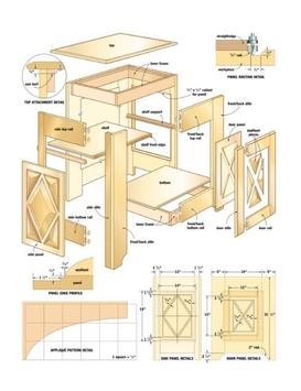 Woodworking Projects for Beginners screenshot 15