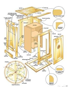 Woodworking Projects for Beginners screenshot 2