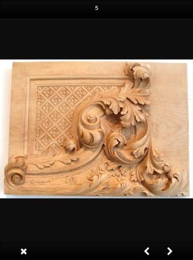 Wood Carving Craft poster
