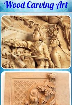 Wood Carving Art screenshot 24