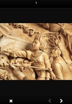 Wood Carving Art screenshot 25