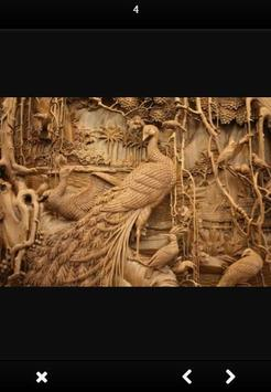 Wood Carving Art screenshot 28