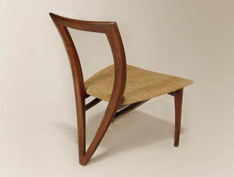 Wood Chair Design Ideas screenshot 3