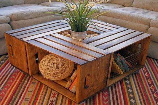 Wood Craft Ideas screenshot 5