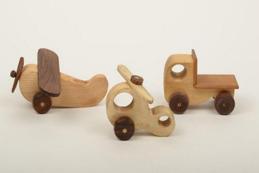 Wood Craft Ideas poster