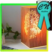 Wood Craft Project Idea icon