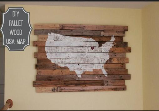 Wood Craft Project Idea poster