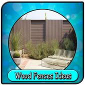 Wood Fence Design Ideas icon