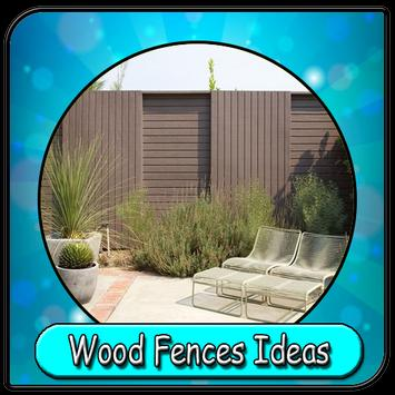 Wood Fence Design Ideas poster