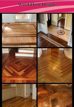 Wood Floor Designs poster