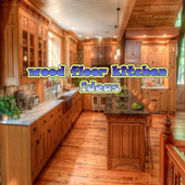 Wood Floor Kitchen Ideas icon