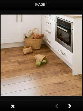 Wood Floor Kitchen Ideas screenshot 1